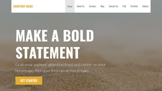Stout Sand and Gravel Supplier WordPress Theme
