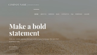 Velux Sand and Gravel Supplier WordPress Theme