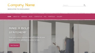 Scribbles Co-Working Space WordPress Theme