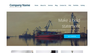 Ascension Shipyard WordPress Theme