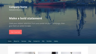 Primer Shipyard WordPress Theme