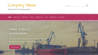 Scribbles Shipyard WordPress Theme