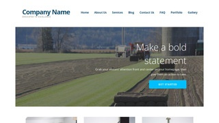 Ascension Sod Supplier WordPress Theme