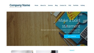 Ascension Specialty School WordPress Theme