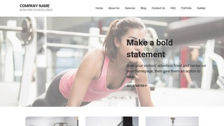 Mins Sports Clothing and Apparel WordPress Theme