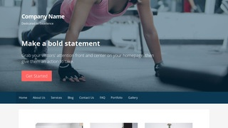 Primer Sports Clothing and Apparel WordPress Theme
