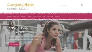Scribbles Sports Clothing and Apparel WordPress Theme