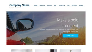 Ascension Car Stereo Installation WordPress Theme