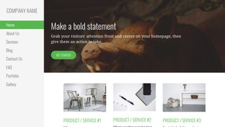 Escapade Taxidermist WordPress Theme
