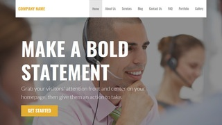 Stout Telemarketing Service WordPress Theme