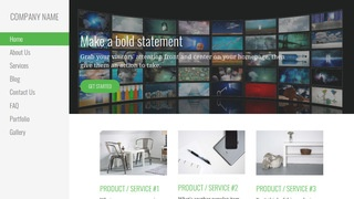 Escapade Television Station WordPress Theme