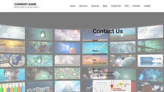 Mins Television Station WordPress Theme