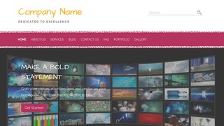 Scribbles Television Station WordPress Theme