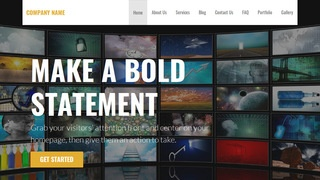 Stout Television Station WordPress Theme