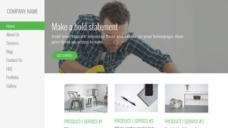 Escapade Tool Rentals WordPress Theme