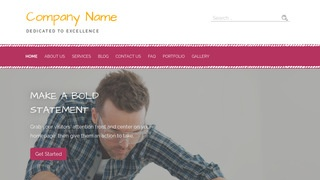 Scribbles Tool Rentals WordPress Theme