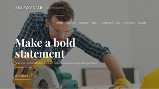 Velux Tool Rentals WordPress Theme