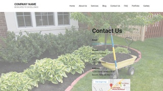 Mins Topsoil Supplier WordPress Theme