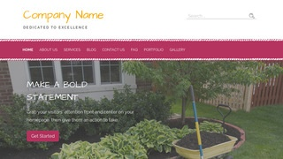 Scribbles Topsoil Supplier WordPress Theme