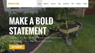 Stout Topsoil Supplier WordPress Theme