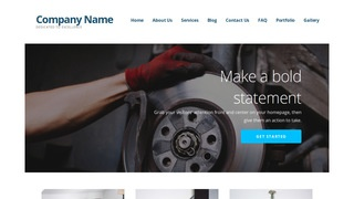 Ascension Trailer Parts and Accessories WordPress Theme