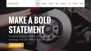 Stout Trailer Parts and Accessories WordPress Theme