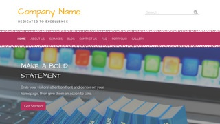 Scribbles Translation Service WordPress Theme