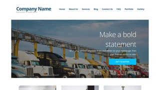 Ascension Truck Stop WordPress Theme