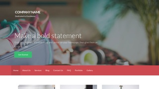 Activation Vacation Rental WordPress Theme