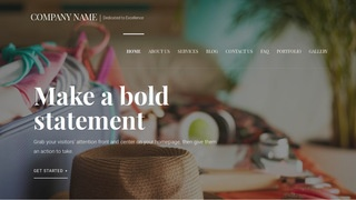 Velux Vacation Rental WordPress Theme