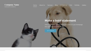 Lyrical Veterinary WordPress Theme