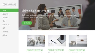 Escapade Video Conferencing Equipment WordPress Theme