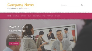 Scribbles Video Conferencing Service WordPress Theme
