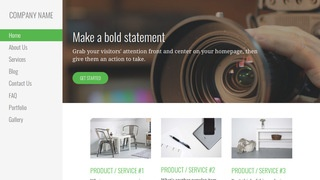Escapade Video and Film Production WordPress Theme