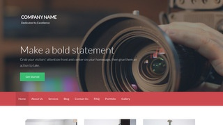 Activation Video Production WordPress Theme
