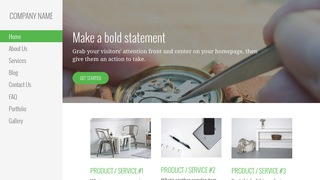 Escapade Watch Repair WordPress Theme