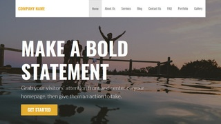 Stout Water Sports Equipment WordPress Theme