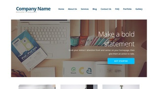 Ascension Web Hosting Company WordPress Theme