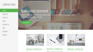 Escapade Web Hosting Company WordPress Theme