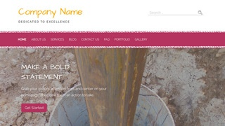 Scribbles Well Drilling Contractor WordPress Theme