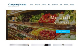 Ascension Wholesale Grocer WordPress Theme