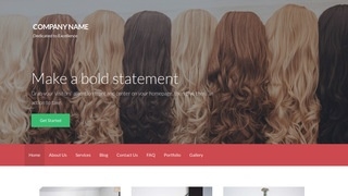 Activation Wig Store WordPress Theme