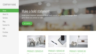 Escapade Wood and Pulp WordPress Theme
