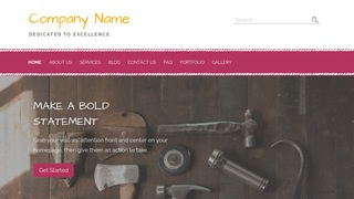 Scribbles Woodworking supplies WordPress Theme