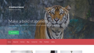 Activation Zoo WordPress Theme