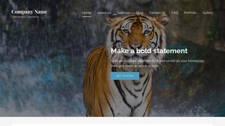 Lyrical Zoo WordPress Theme