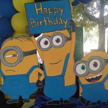 Minions Decoration