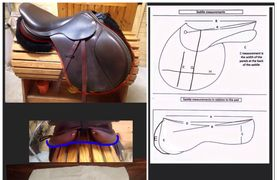 Measure your saddle