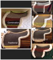 Traditional or Combination Pad. Choose which fits your needs.