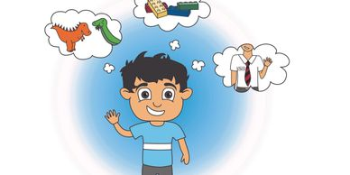 Primary 2 cartoon image
